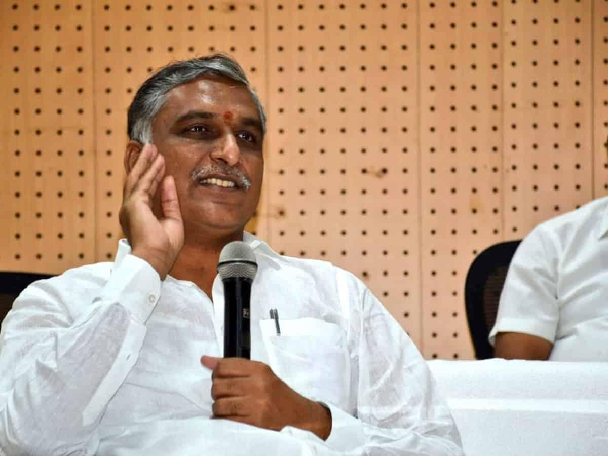 TRS govt provided 1.3 lakh jobs so far: Harish Rao