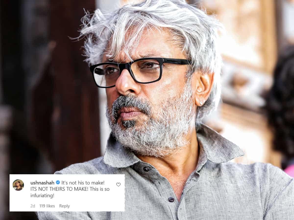 Bhansali's 'Heera Mandi' triggers debate among Pak celebs