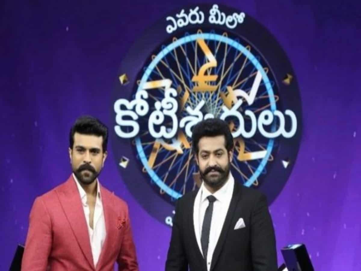 TRP report: Jr NTR's 'Evaro Meelo Koteeswarlu' secures first spot, beats Bigg Boss Telugu 5