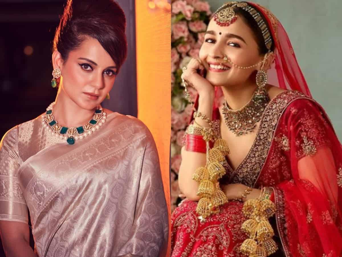 Kangana targets Alia for appearing in ad, says it is 'anti-Hindu propaganda'