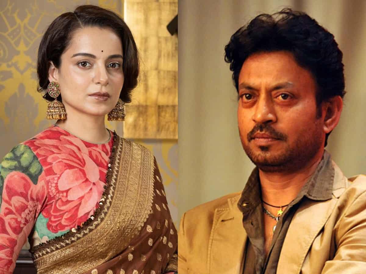 Flashback Friday: When Irrfan Khan refused to work with Kangana Ranaut