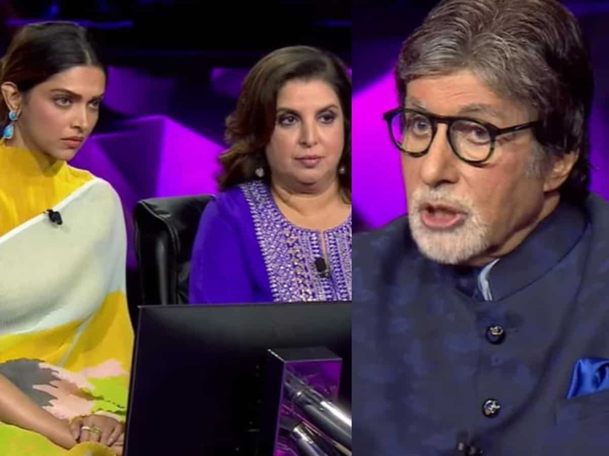 KBC 13: Can you answer this Rs 25 L question which Deepika Padukone couldn't?