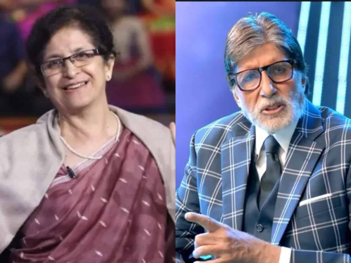 KBC 13: Ex-diplomat failed to answer Rs 80,000 question, can you?