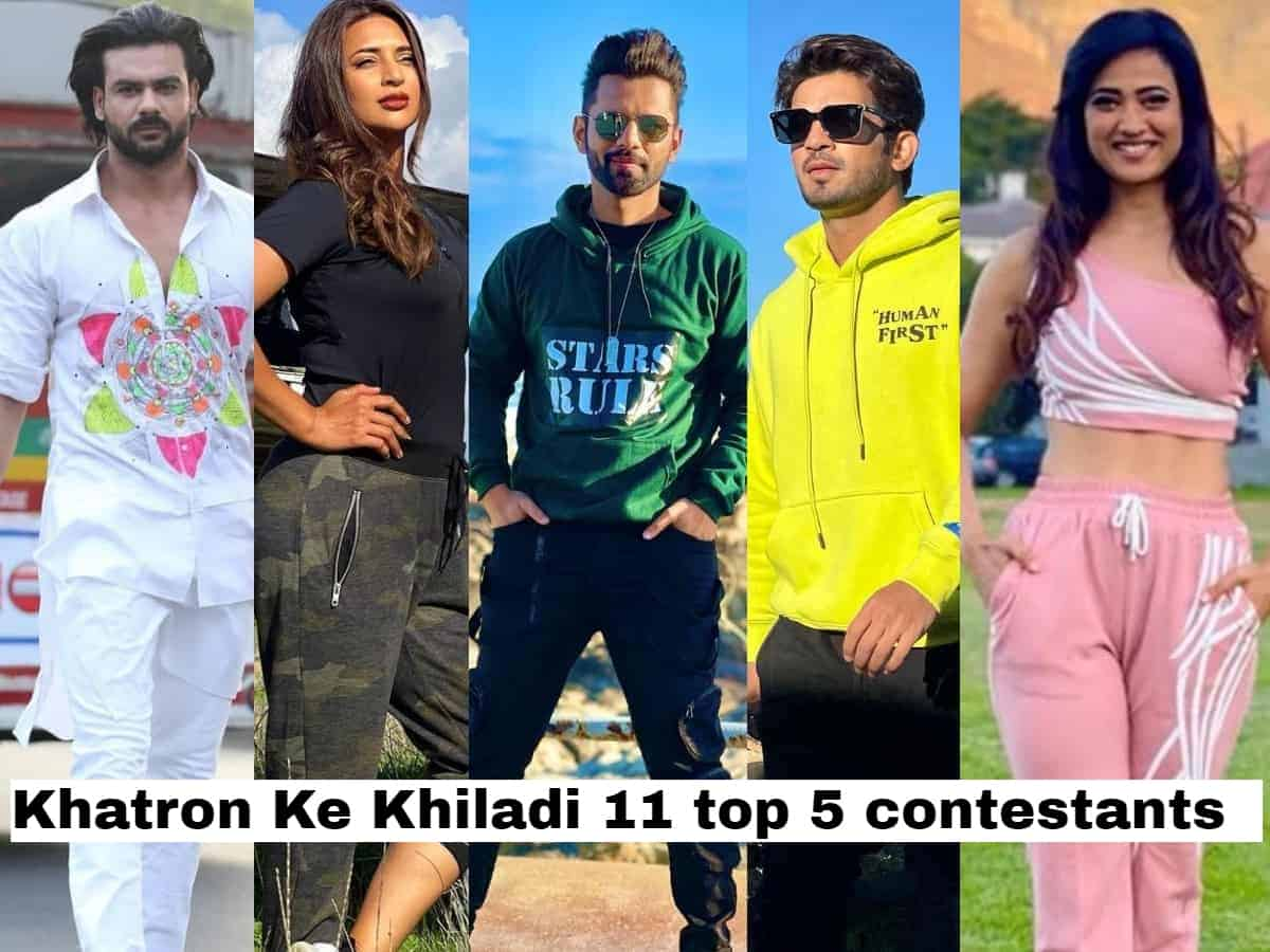 Khatron Ke Khiladi 11: Two contestants to be evicted from FINALE race