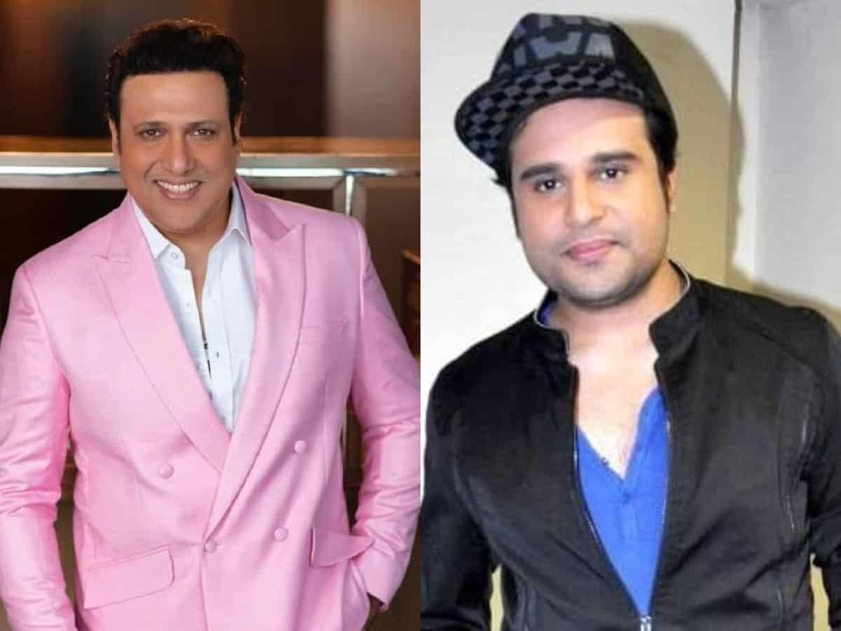 Krushna Abhishek wants to end his tussle with Govinda