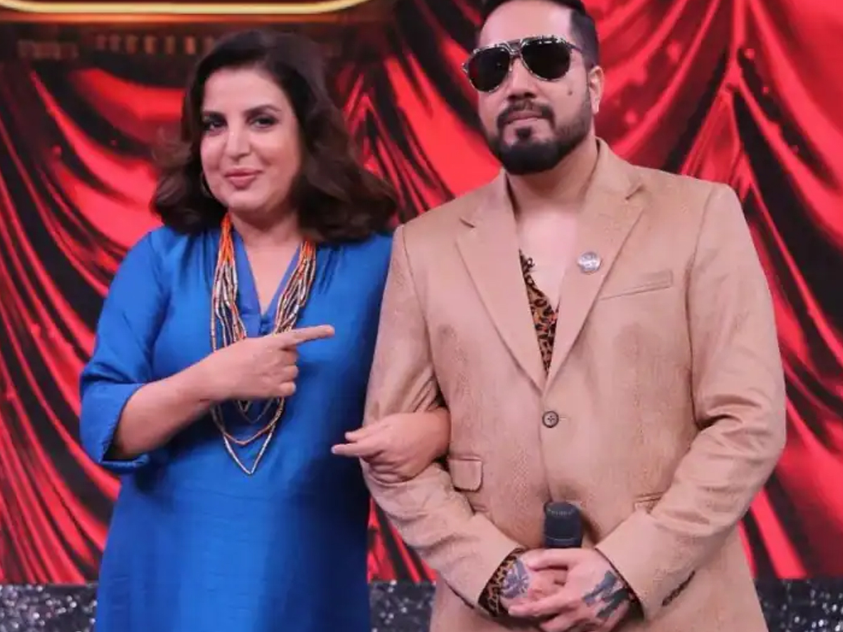 Mika Singh replaces Farah Khan as judge on 'Zee Comedy Show'