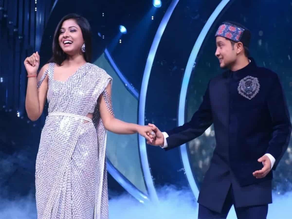 Indian Idol 12's Pawandeep, Arunita to appear on 'Bade Achhe Lagte Hain 2'