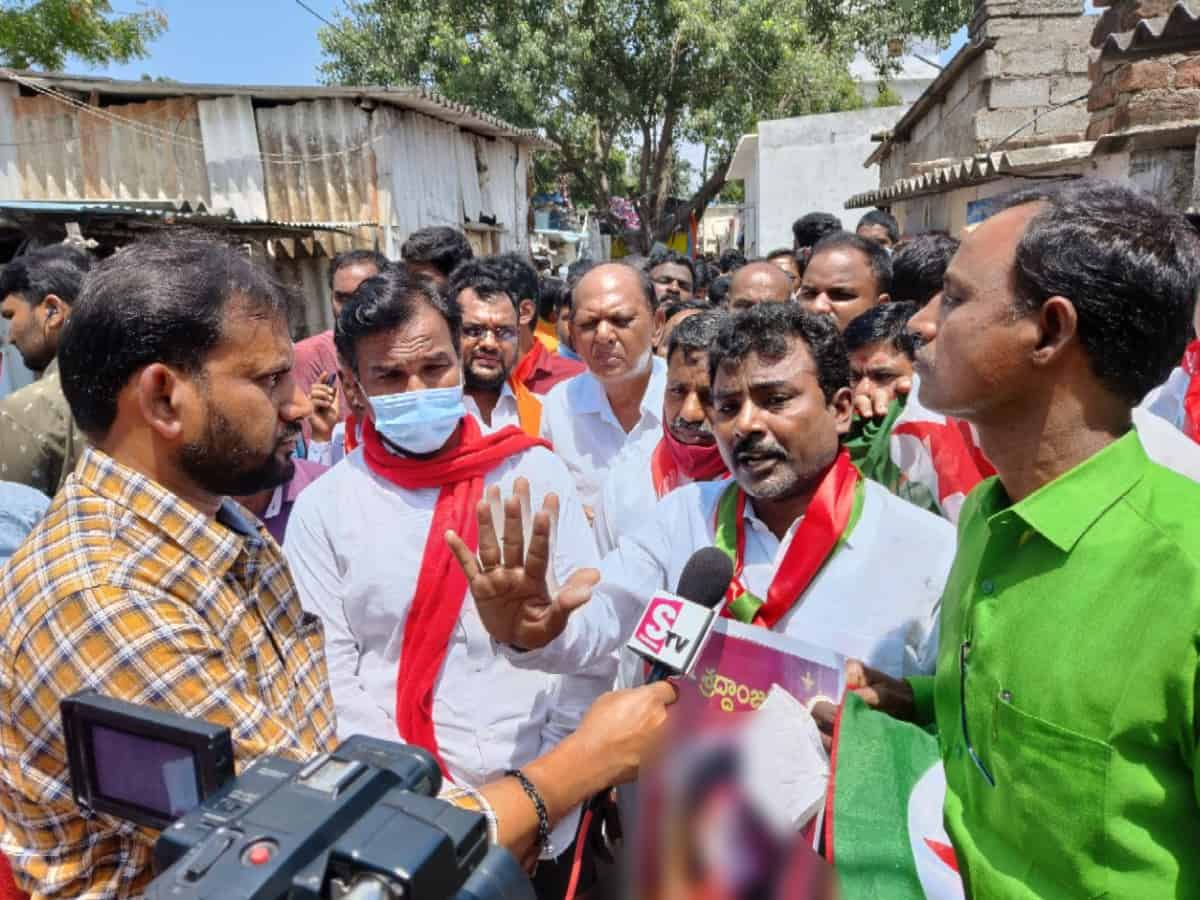Politicisation of the Saidabad rape-murder issue shows the rot among politicians
