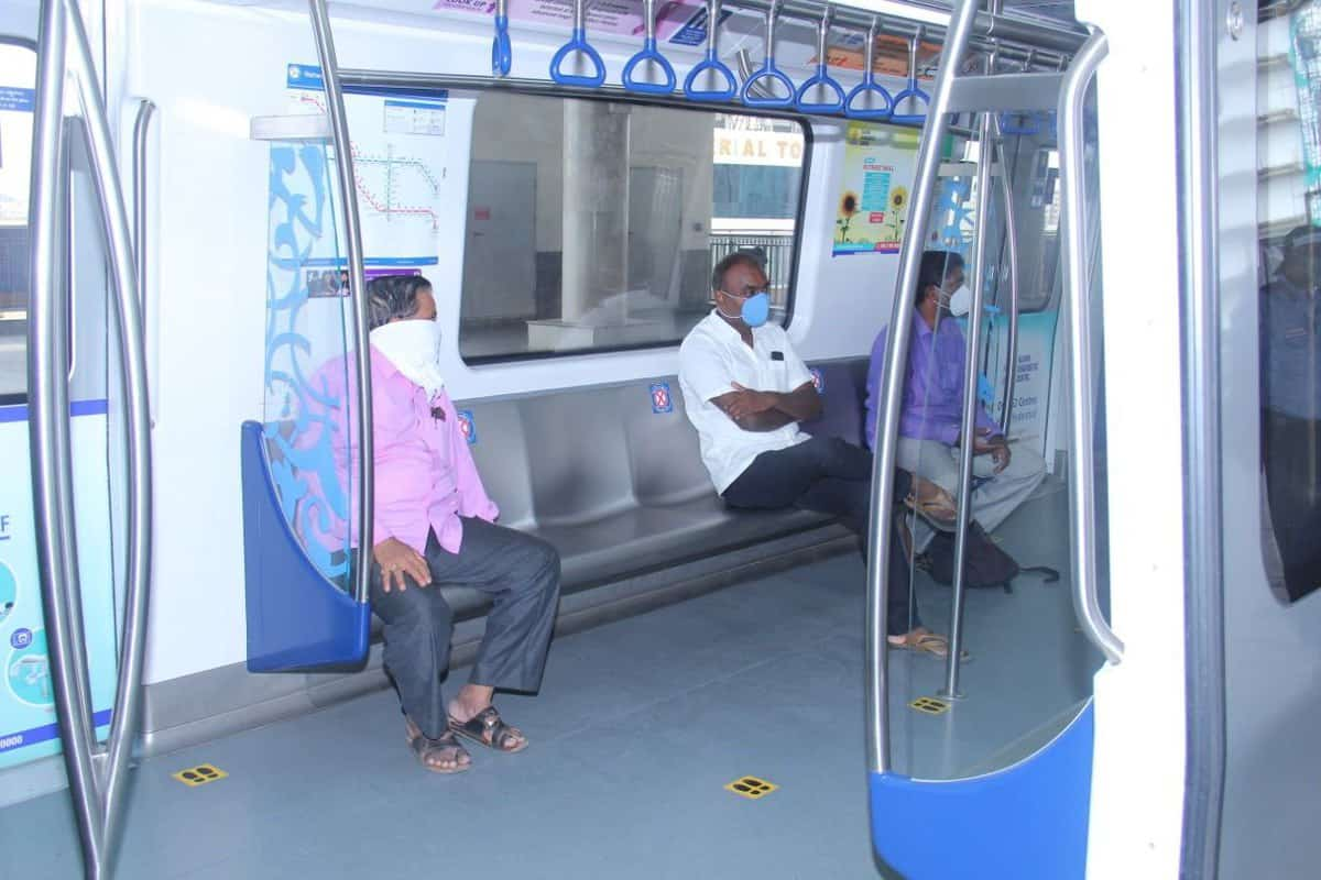 Metro Rail revises timings, to run from 7 AM to 11:15 PM