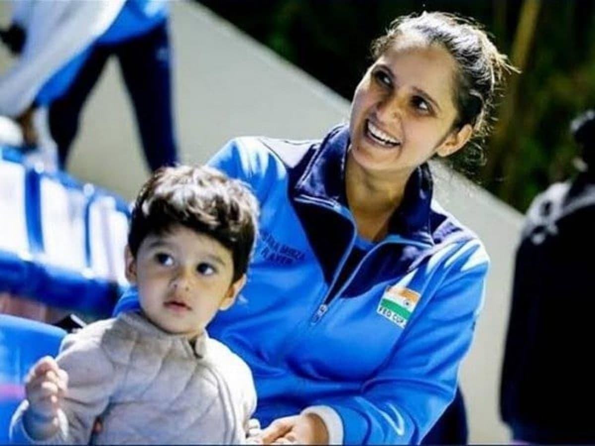 Being a mother and professional athlete is challenging but gratifying: Sania Mirza