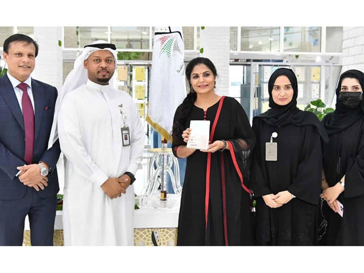 After Prithviraj and Dulquer Salmaan, Asha Sharath gets UAE's golden visa