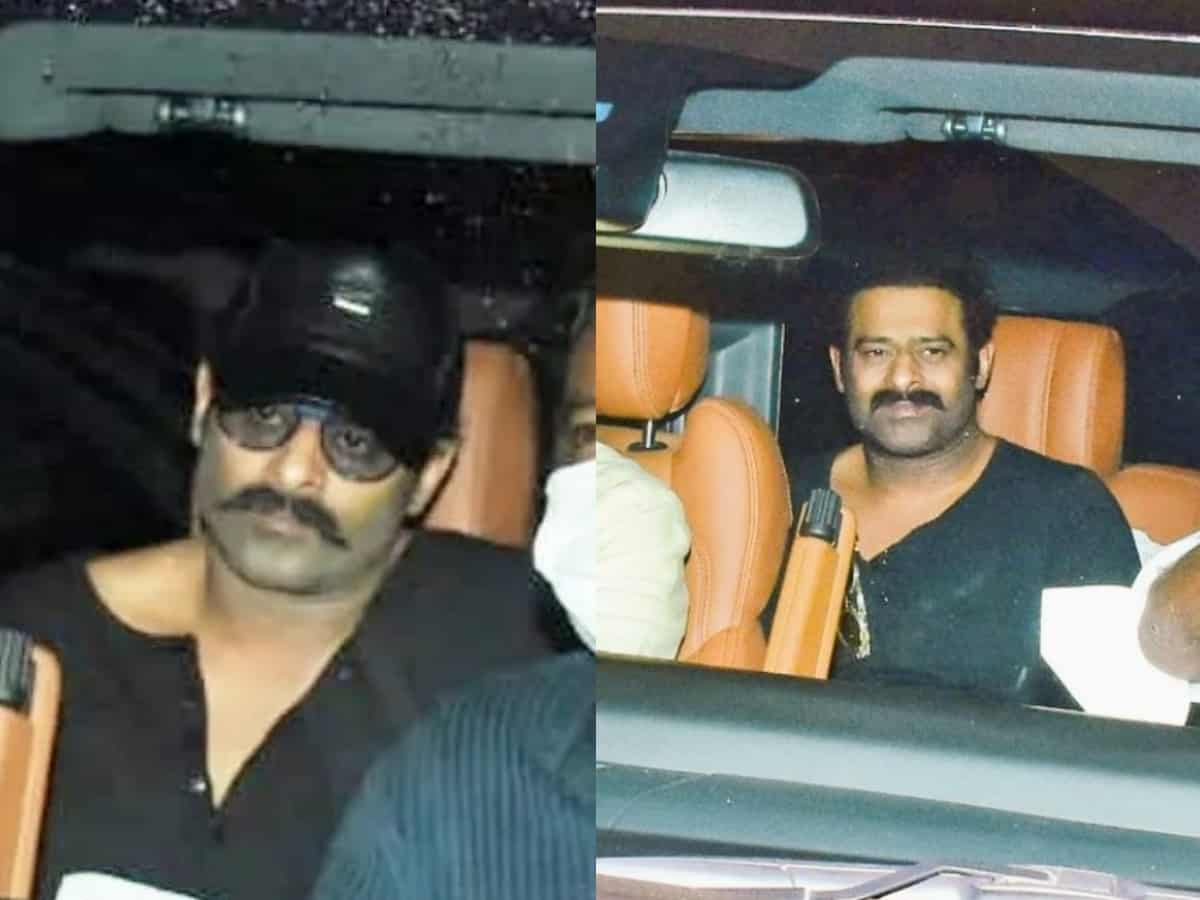 'Uncle', 'Budhabali': Trolls fat-shame Prabhas for his new look