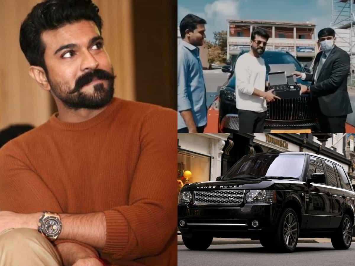 Ram Charan brings home Rs 4cr Mercedes Maybach, see his car collection