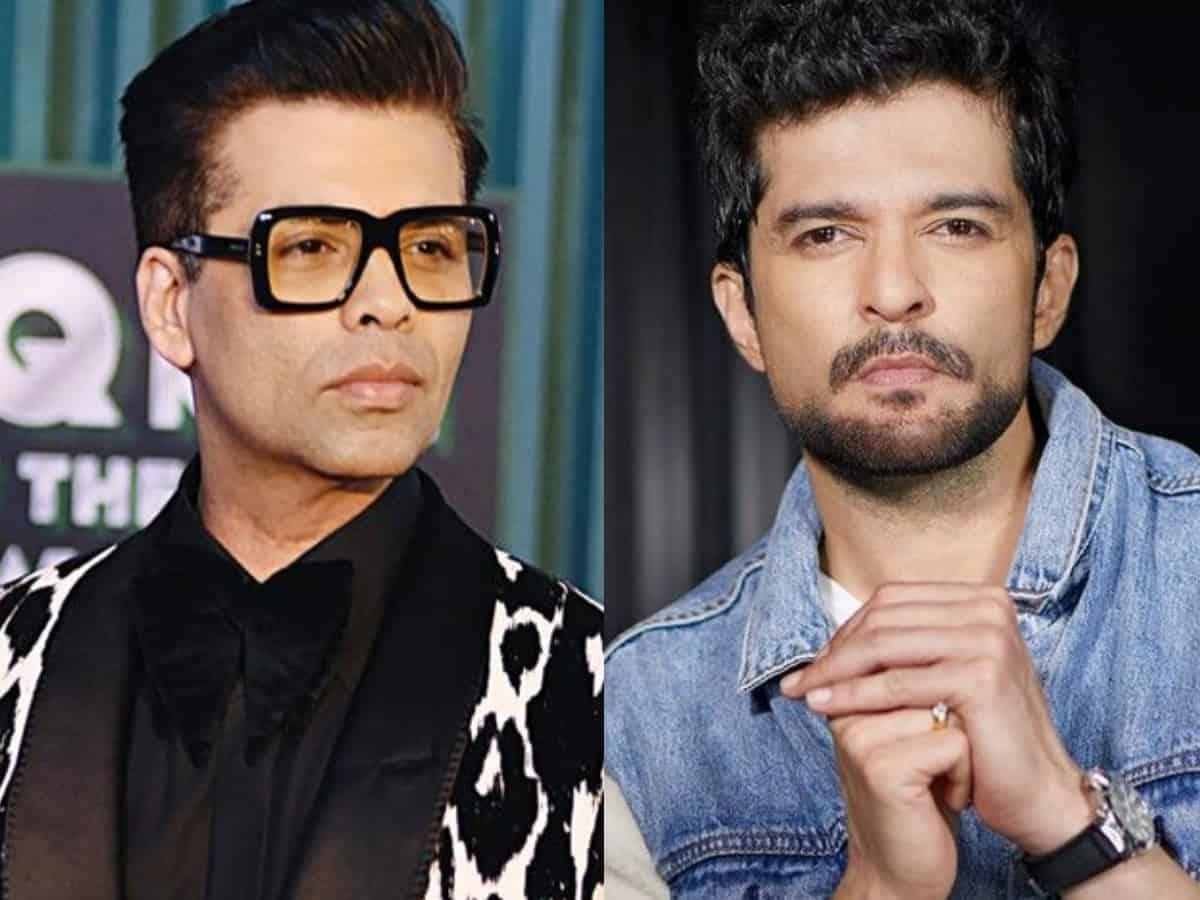 Bigg Boss OTT: Karan Johar calls Raqesh Bapat as 'sexist'
