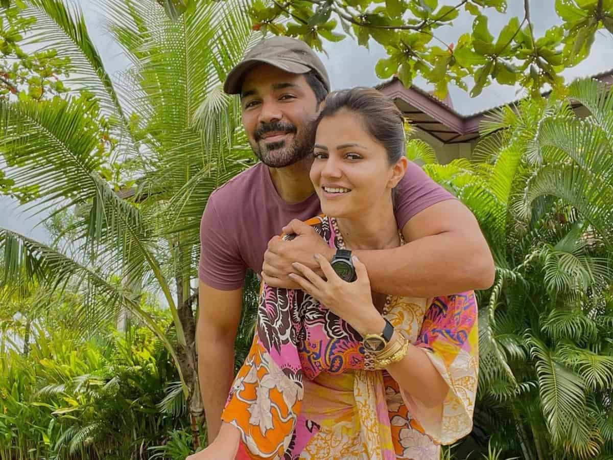 Rubina Dilaik pens a loved-up birthday wish for her 'gentleman' Abhinav Shukla