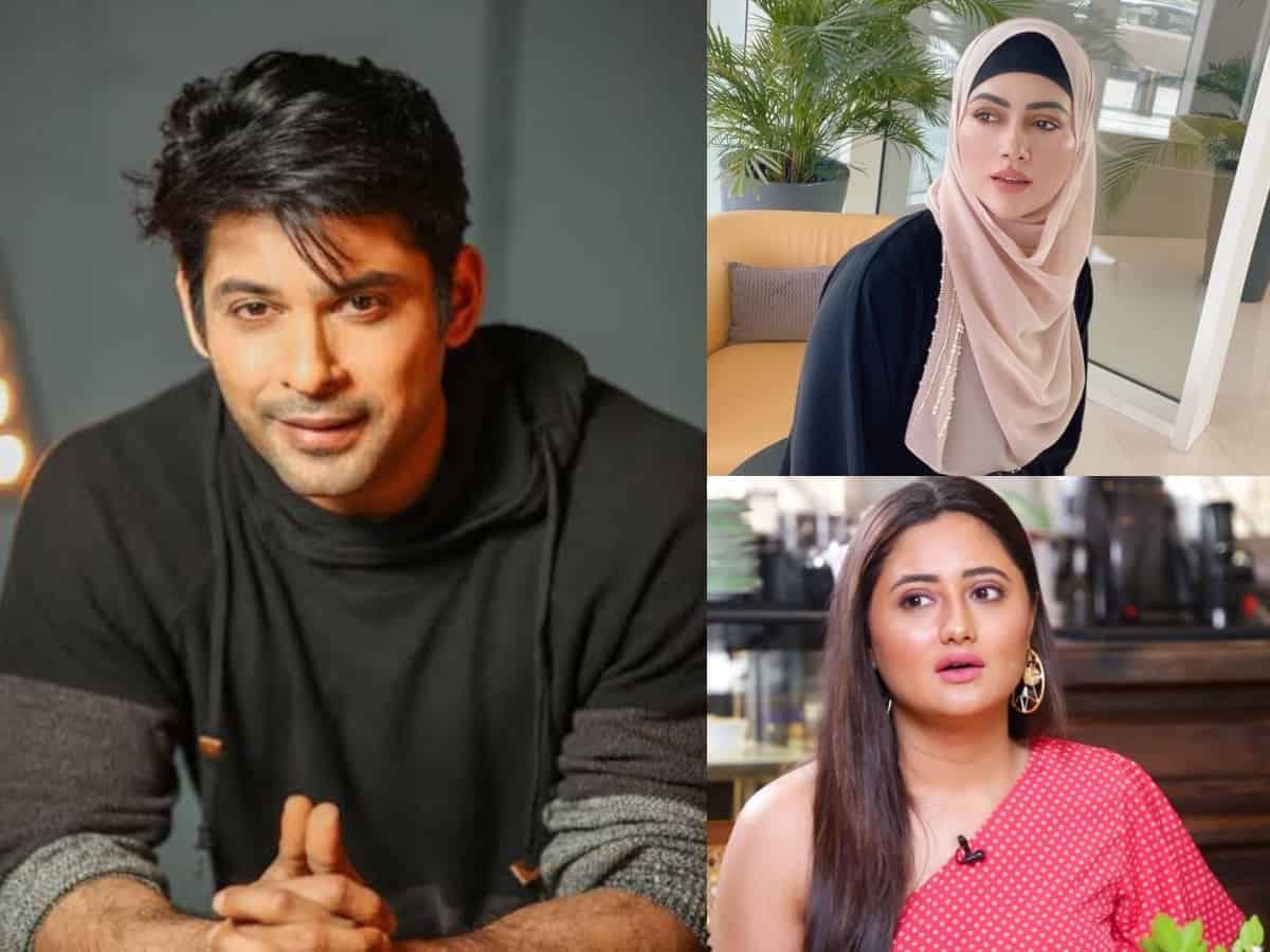 RIP Sidharth Shukla: Sana Khan, Rashami Desai & others react; see his last video with mom