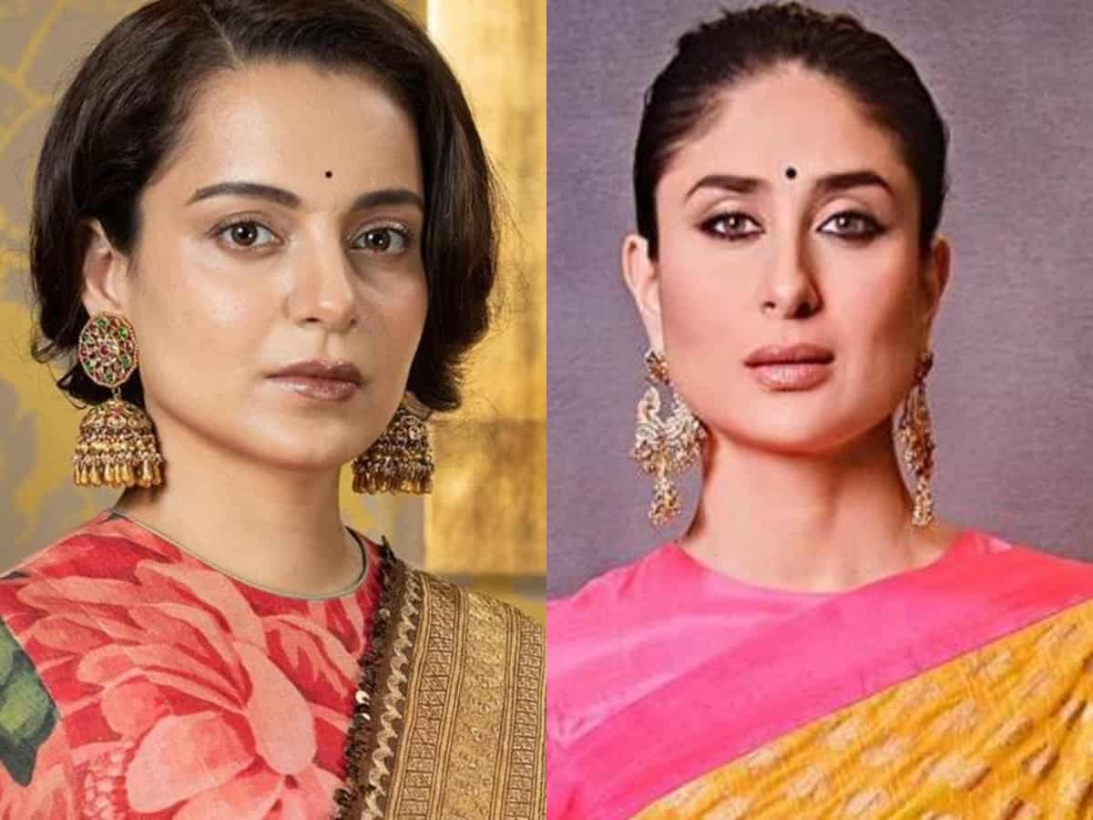 Kareena removed, Kangana to play Sita in 'The Incarnation – Sita'