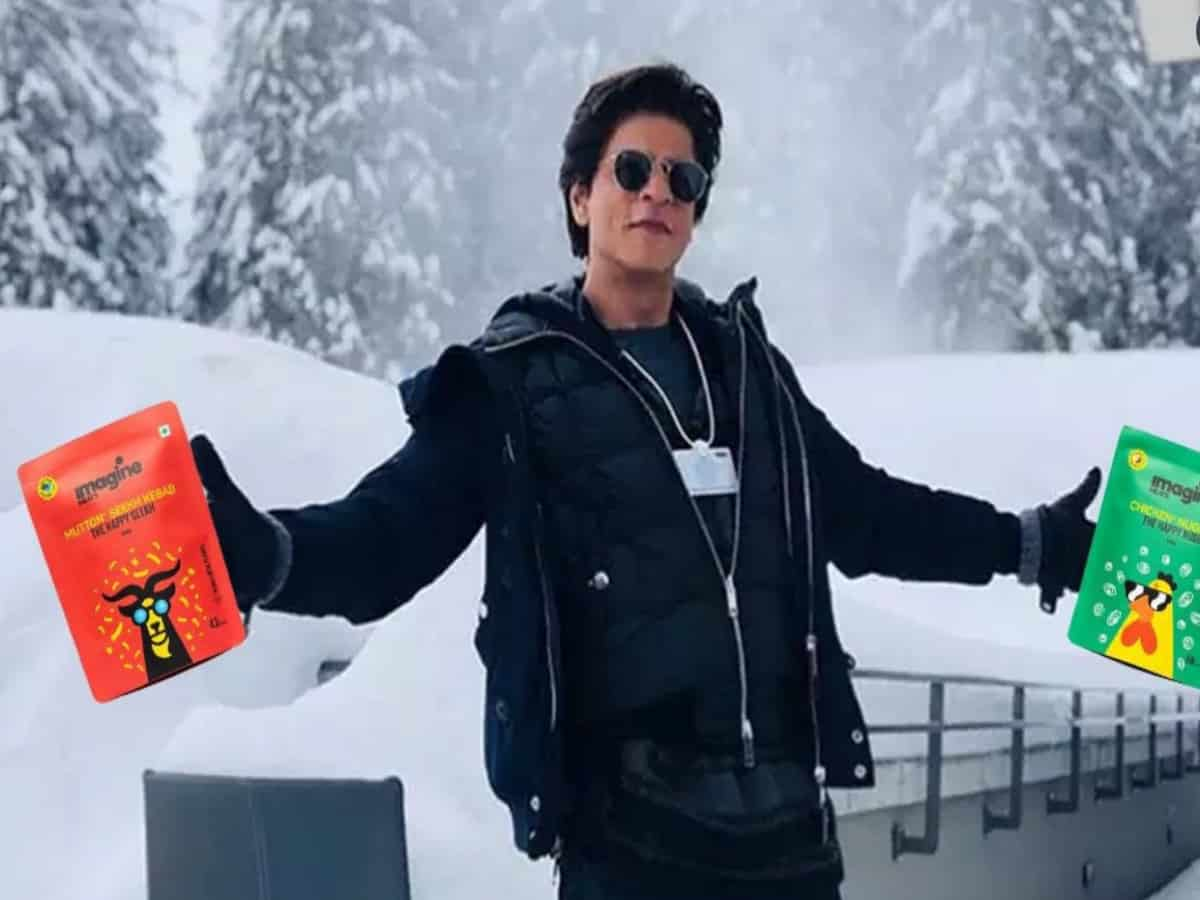SRK launches plant-based 'meat' brand