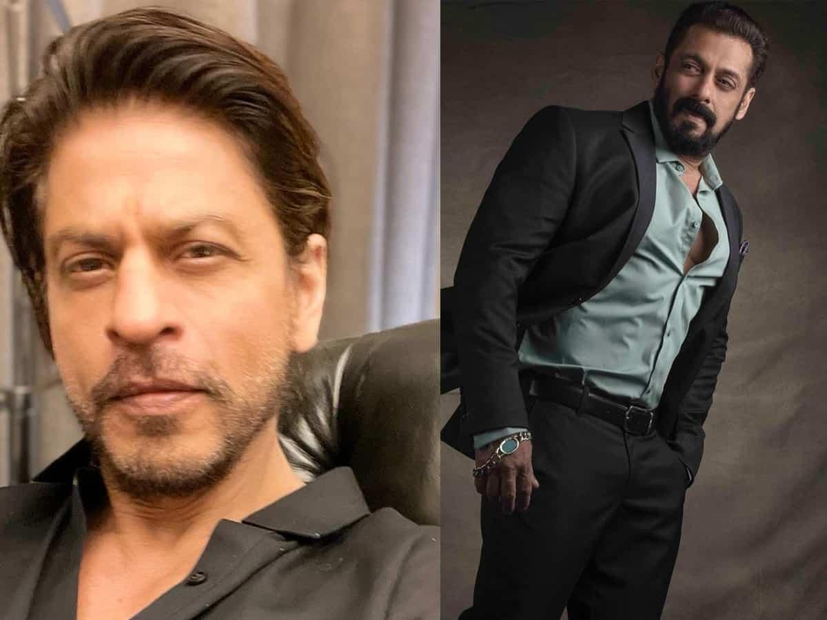 'Thanks Bhaijaan': SRK, Salman's Twitter banter is unmissable!