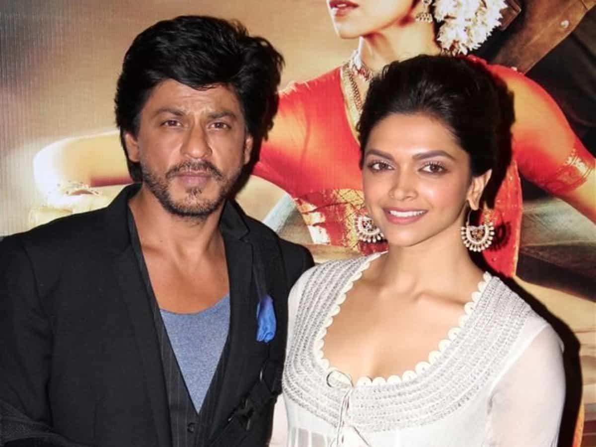 SRK, Deepika head to Mallorca for 'Pathan' shoot