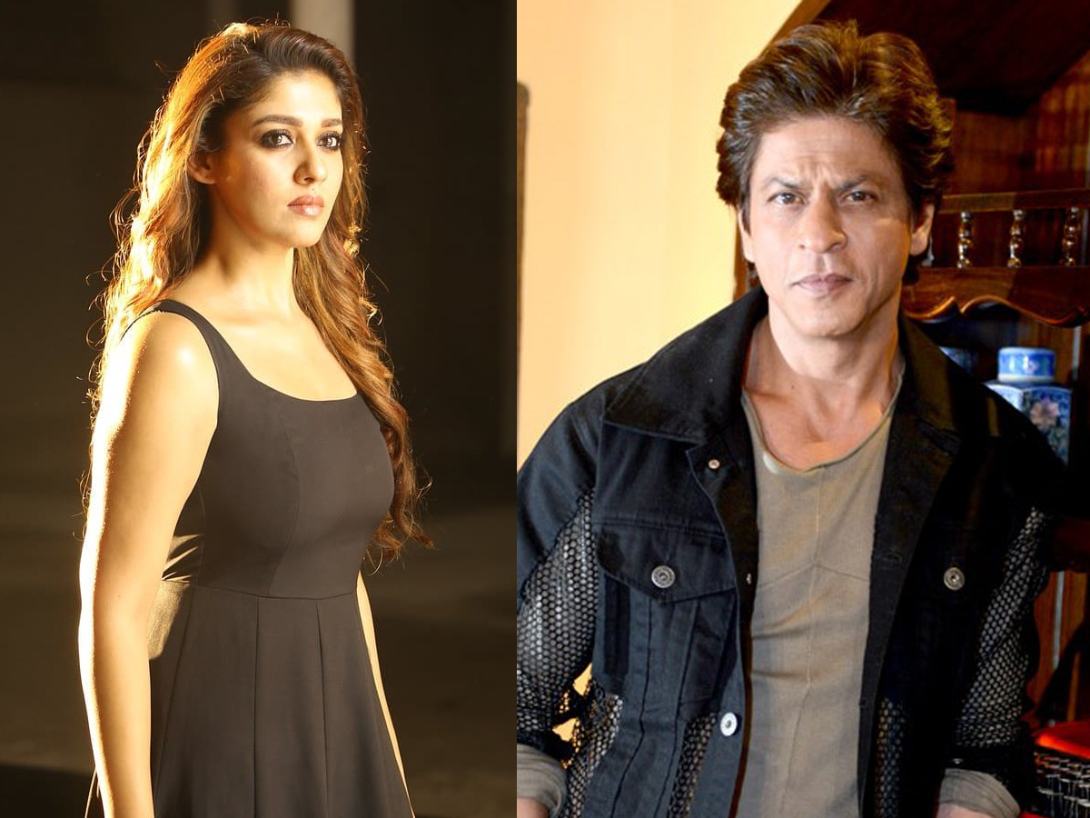 Tamil director Atlee's next film with SRK, Nayanthara all set to roll
