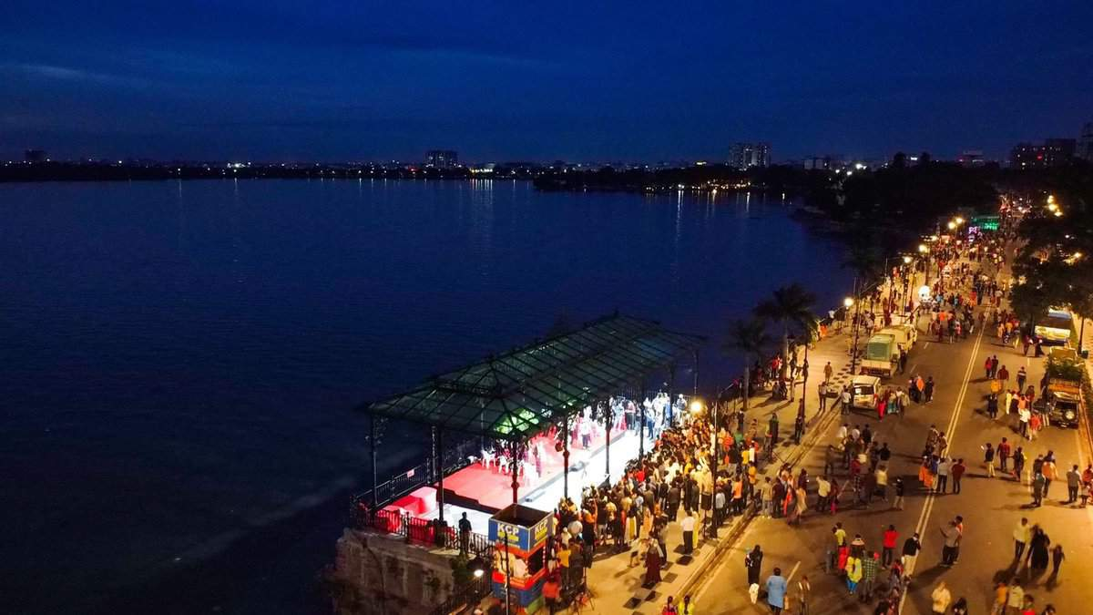 Hyderabad: 'Sunday Funday' at Tank Bund to be back on Sept 26