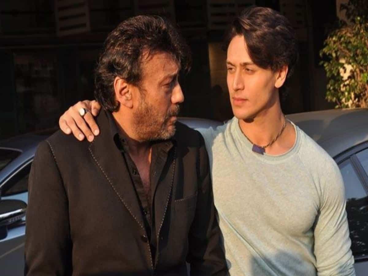 Jackie Shroff claps back at trolls saying 'Tiger Shroff looks like Kareena Kapoor'
