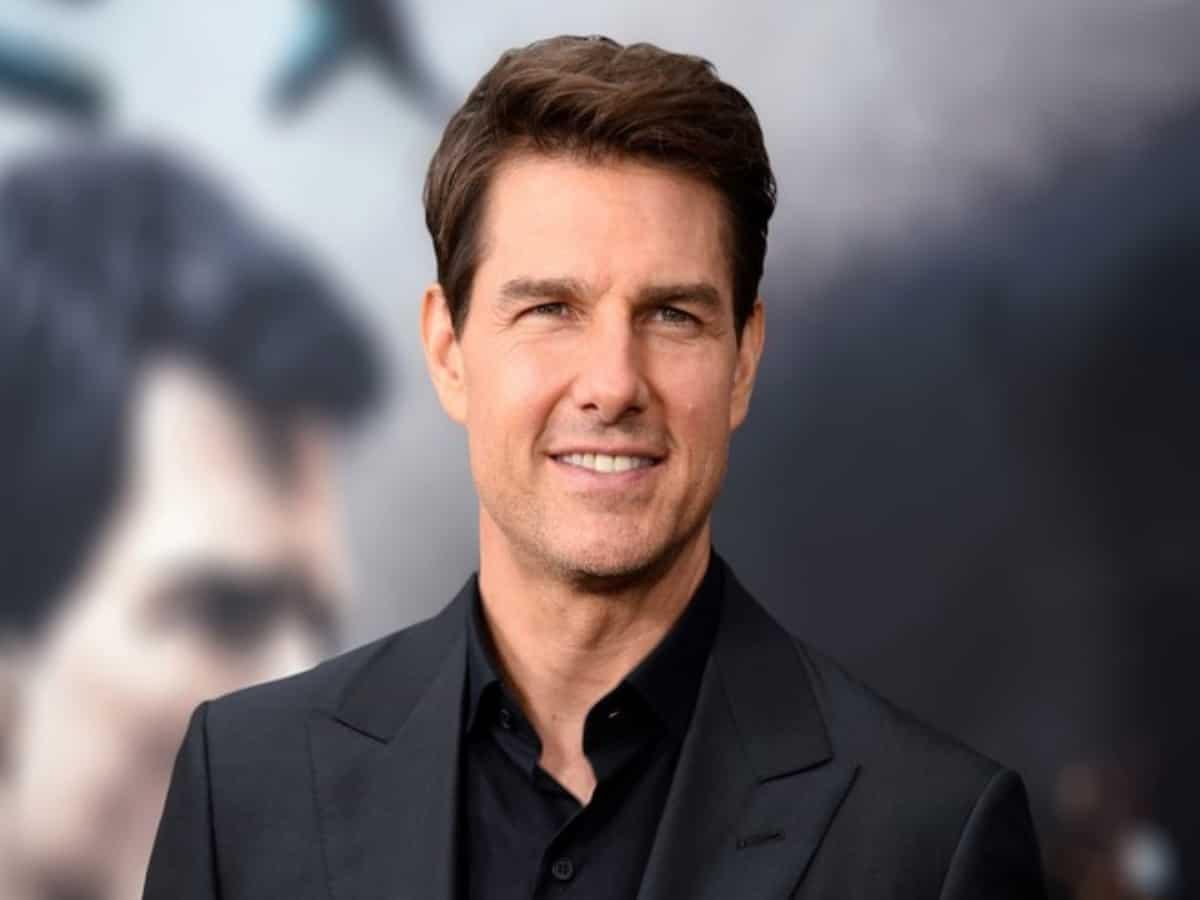 Tom Cruise's stolen car had copy of 'Top Gun: Maverick' script