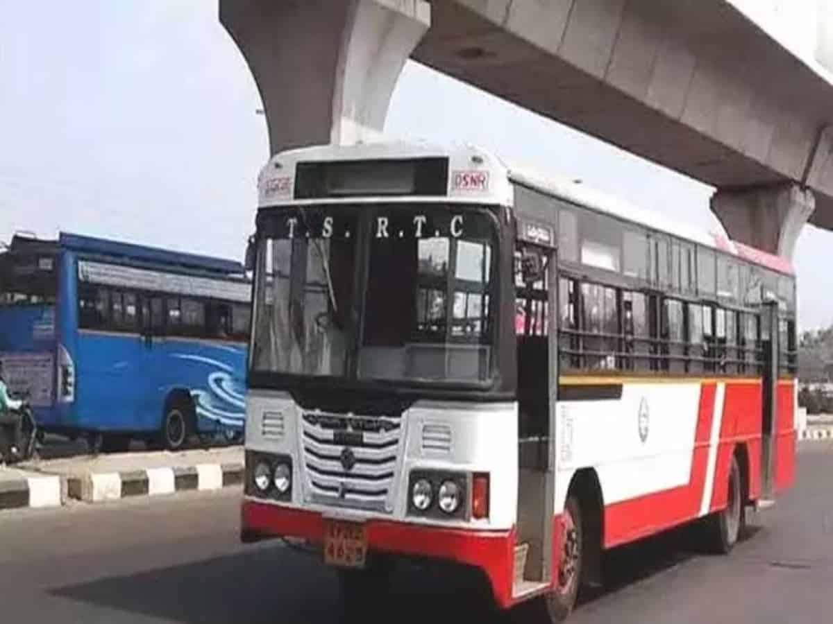 TSRTC losing Rs 80 lakh per day in Hyderabad, may reduce buses by 600