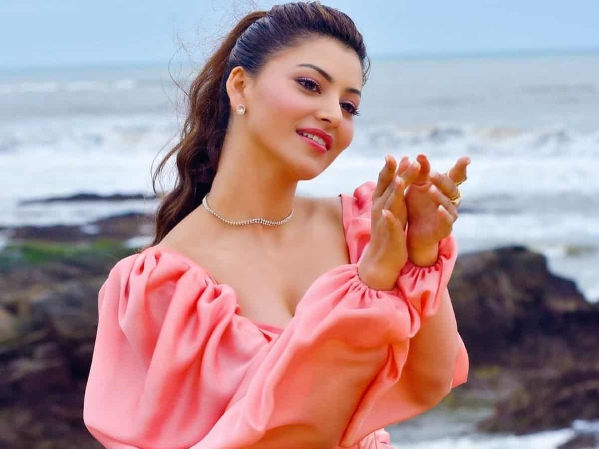 Urvashi Rautela learns martial arts for upcoming action film