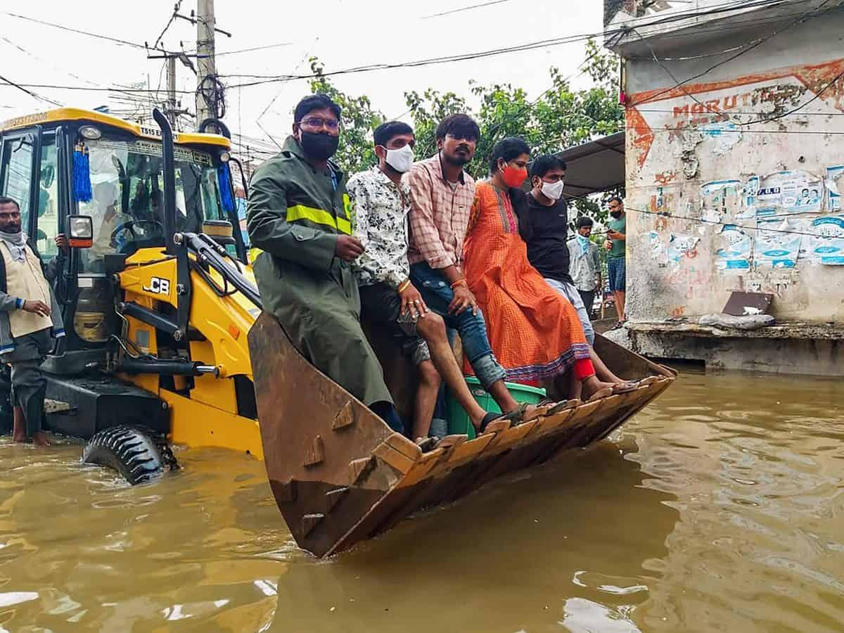 Hyderabad to witness warm days, no rainfall for next 3 days