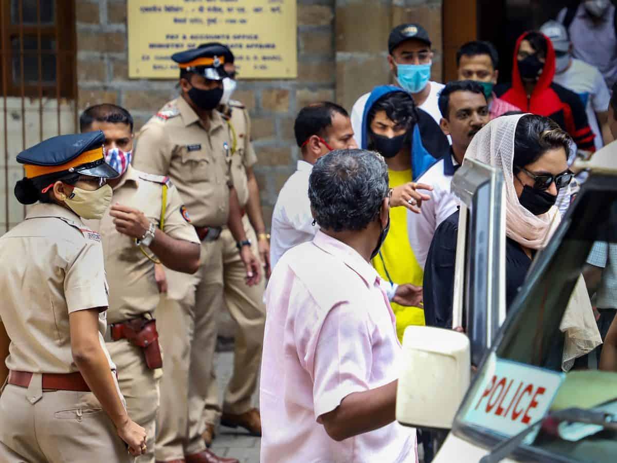 Aryan Khan, two others sent to NCB custody till Oct 7
