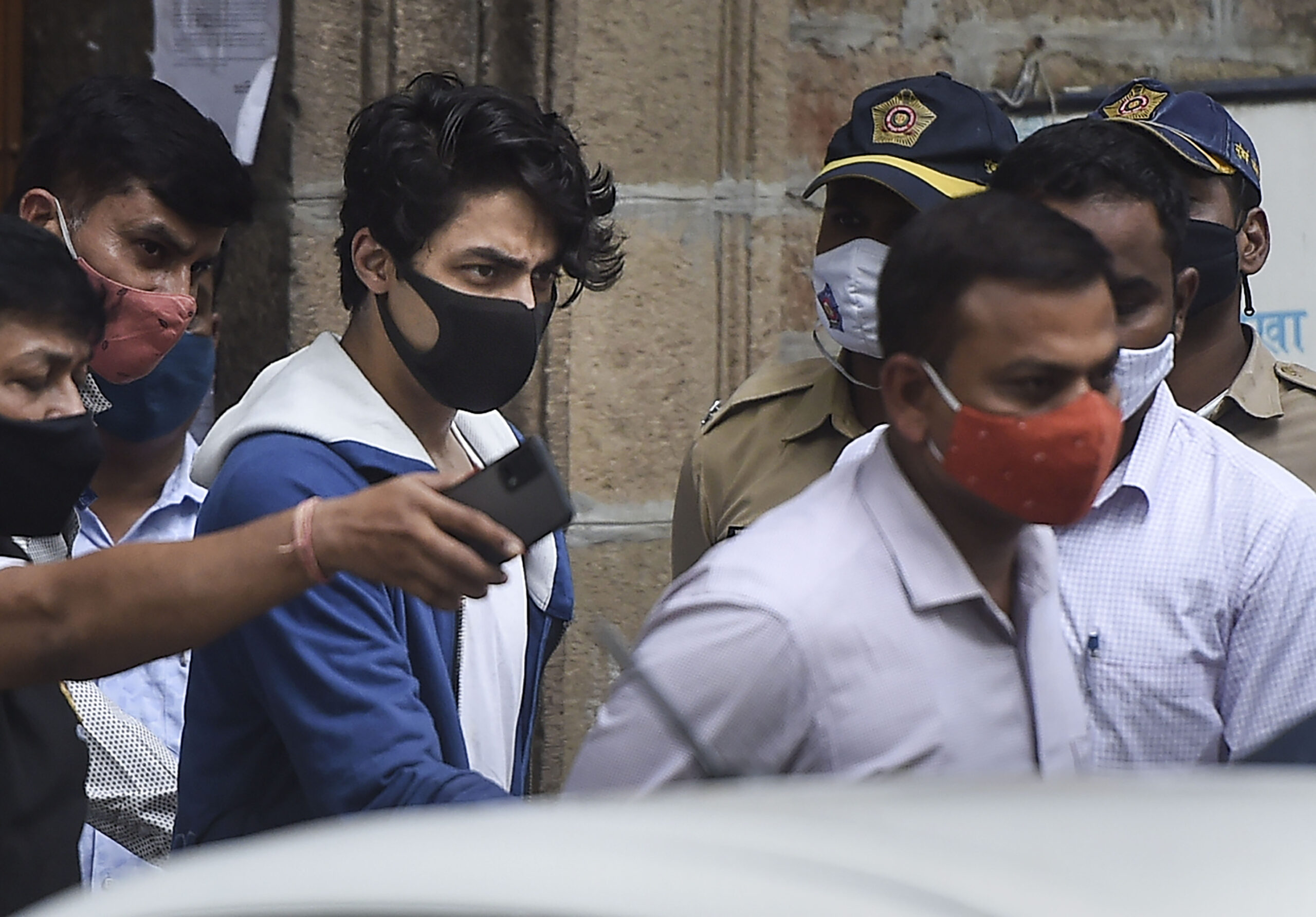 Aryan, others accused sent to Arthur Road, Byculla jails