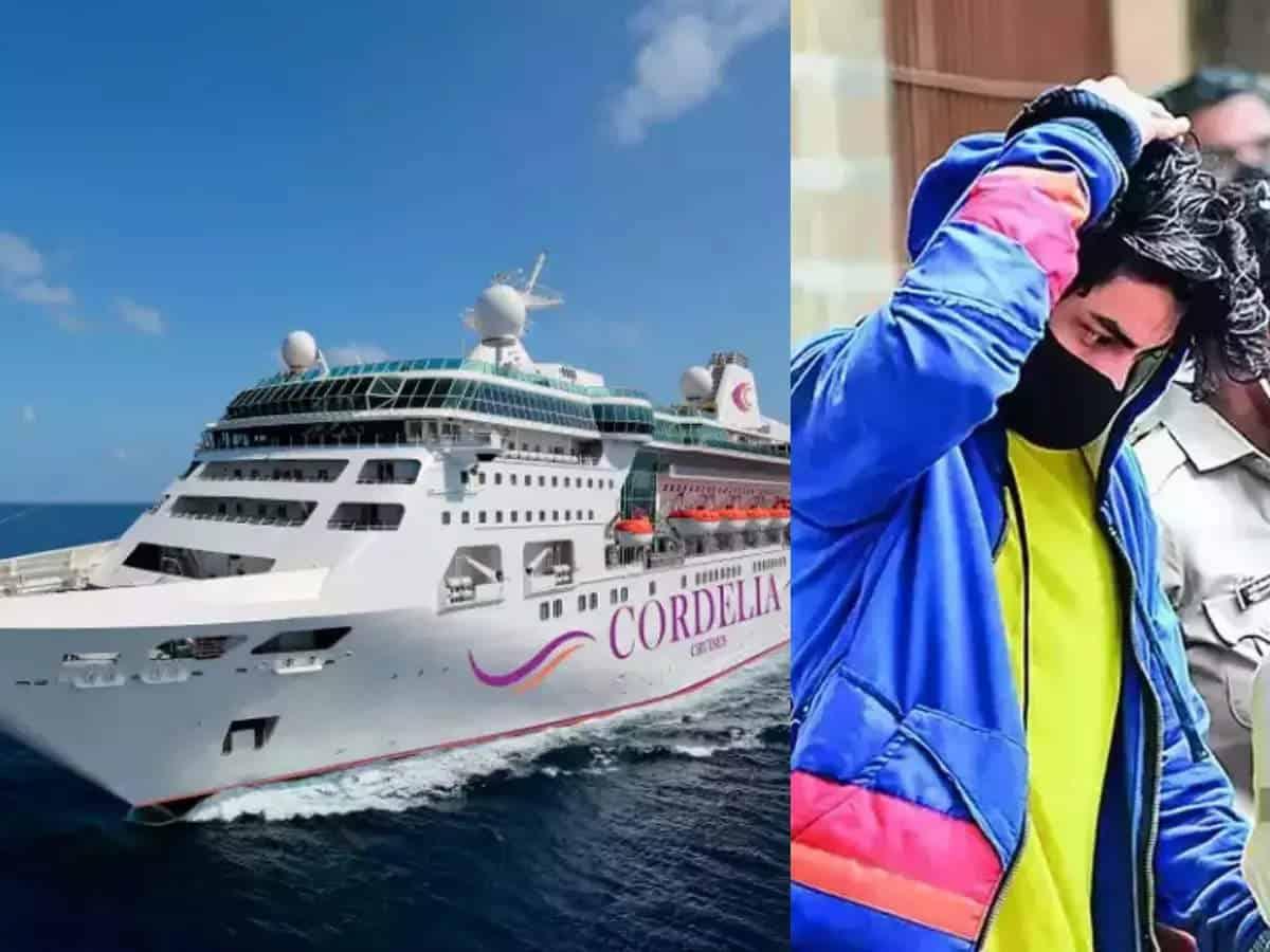 Raid on cruise ship `fake', no drugs were found: NCP