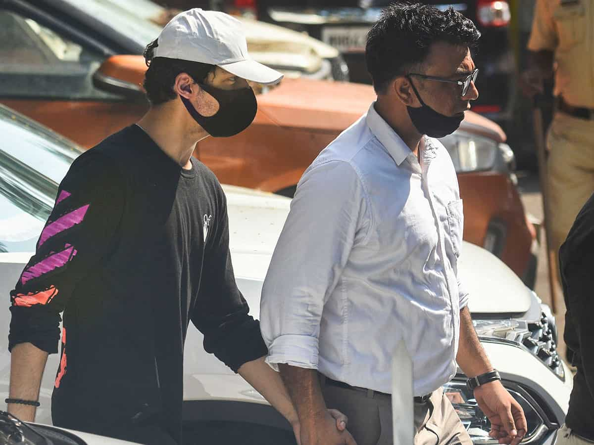 Bail pleas of Aryan Khan, 2 others rejected