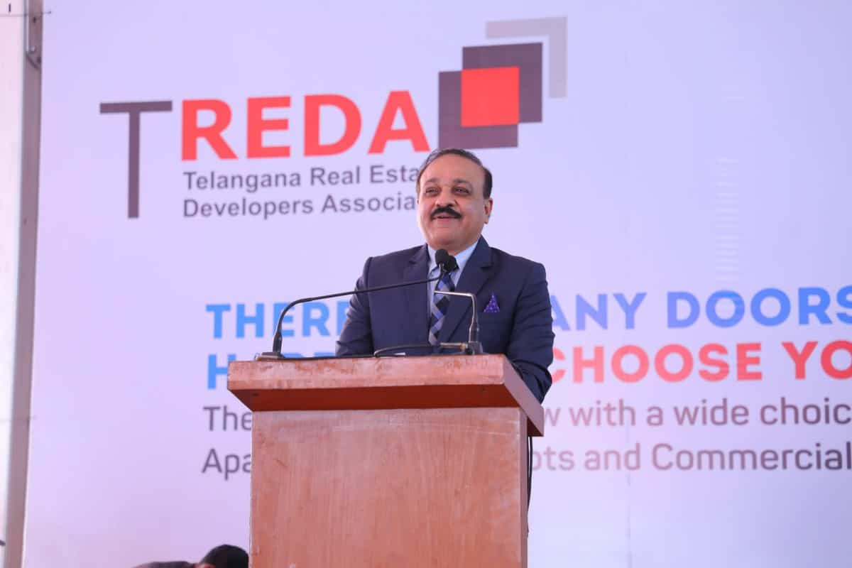 TREDA Property begins with over 100 developers showcasing projects