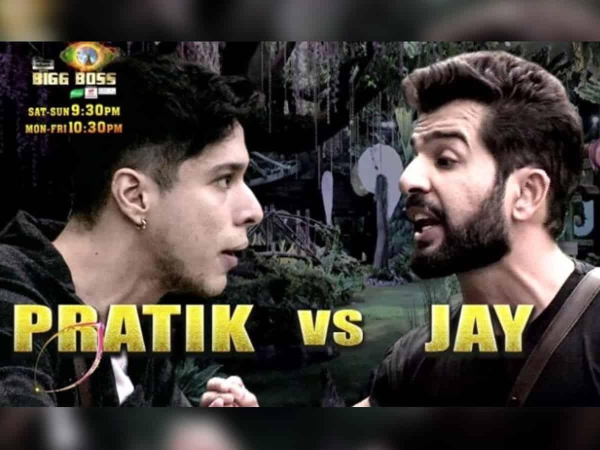 'Bigg Boss 15': Big fight erupts between Afsana-Vidhi, Jay-Pratik