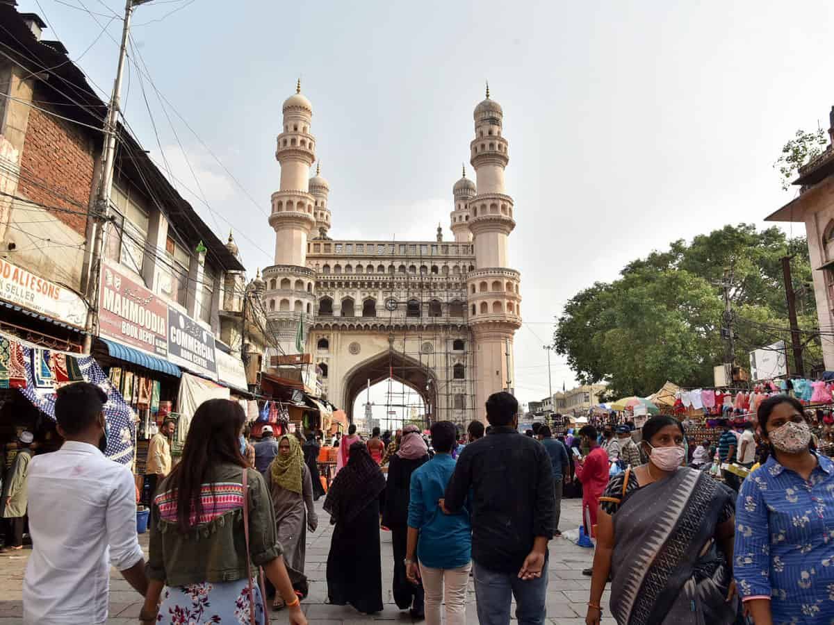 Hyderabad: 'Sunday-Funday' like event at Charminar on cards