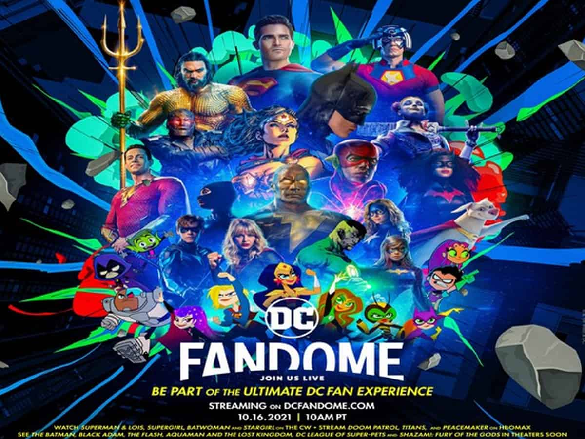 DC to give away free superhero NFTs to people registering for FanDome event
