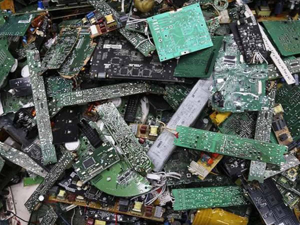 Dispose E-waste at Hitex this Sunday to help restore Mushki lake