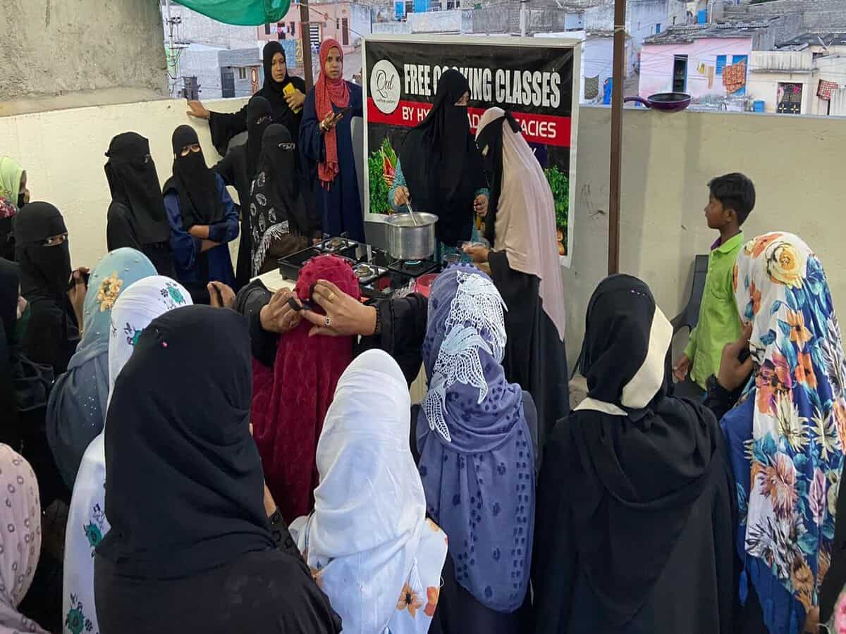 Qul Welfare Society in Hyderabad launches its third branch for women and children