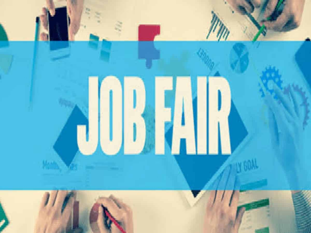 Hyderabad: Job fair to be held on October 5