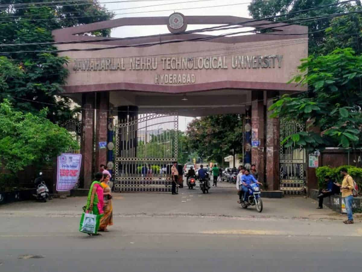 JNTU-H introduces BTech Honours and Minor degree programmes on Golden Jubilee