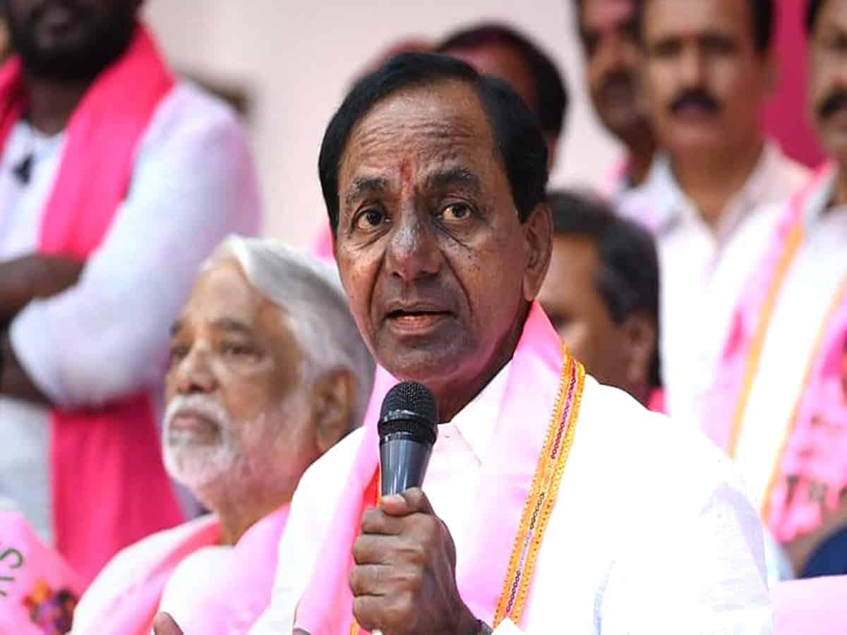 Telangana CM demands caste census, increase in SC quota
