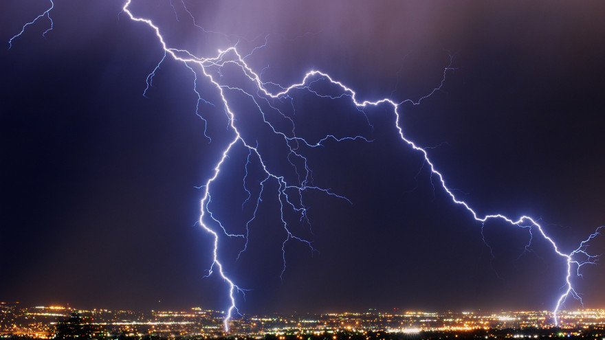 IMD predicts thunderstorms from October 6-10 in Telangana