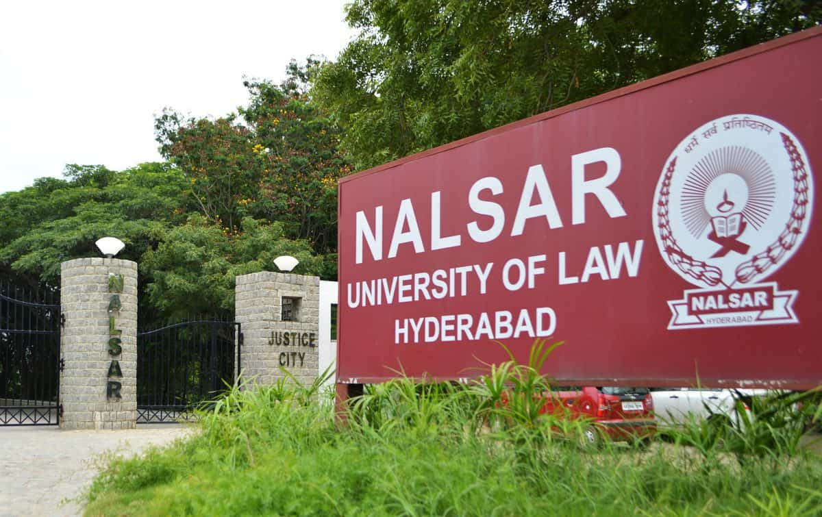 NALSAR to hold three-day 'AI for Smart Policing' programme