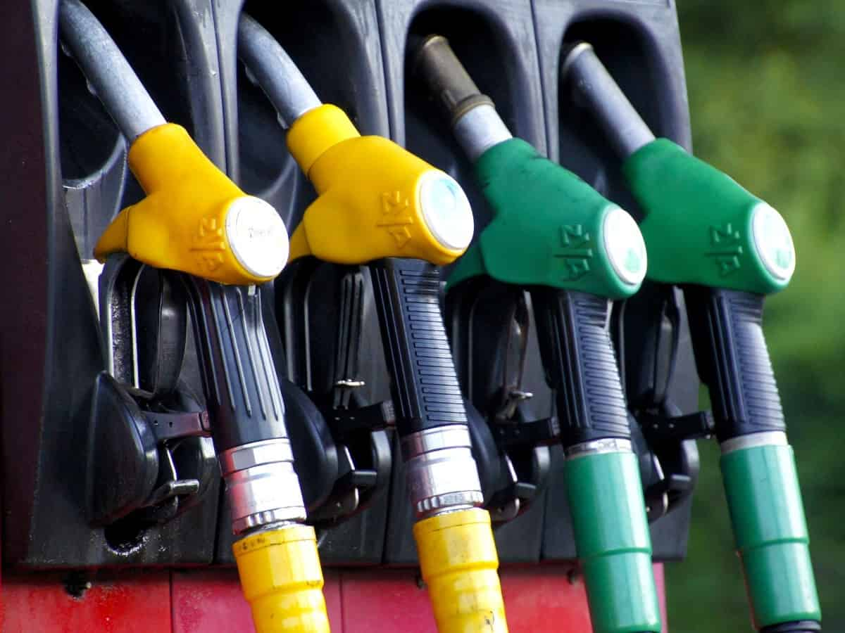 Fuel price hike continues, petrol now nearly Rs. 106 per litre in Hyderabad