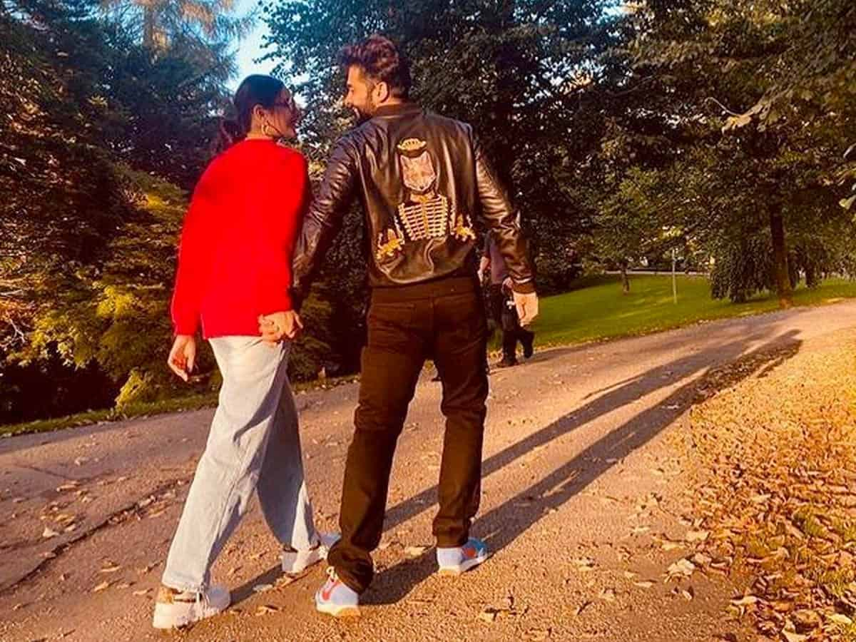 Rakul Preet, Jackky Bhagnani make their relationship official