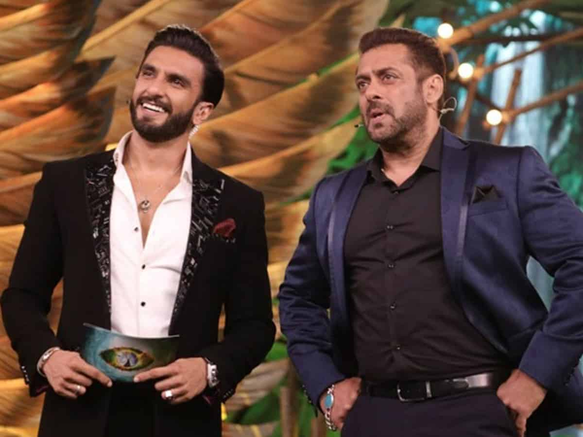 'Bigg Boss 15' to premiere with Ranveer as Salman's special guest
