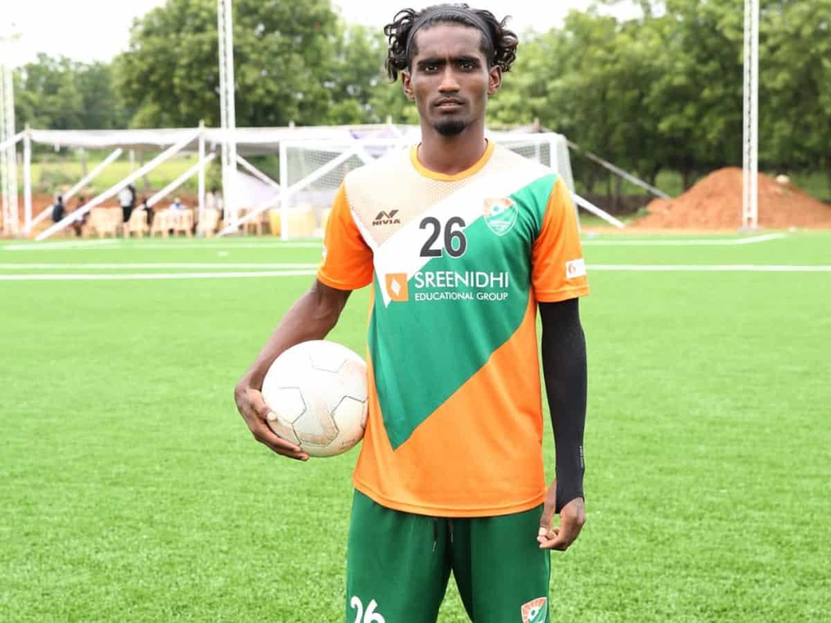 Footballer Sunil Bathala to play Hero I-League